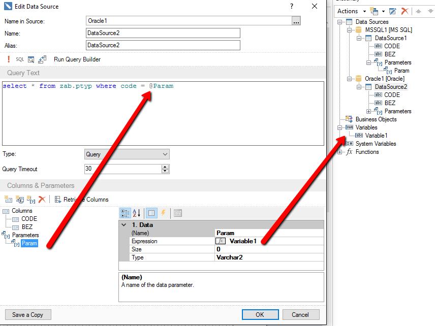 Universal data adapter (uda), direct db integration - part 1